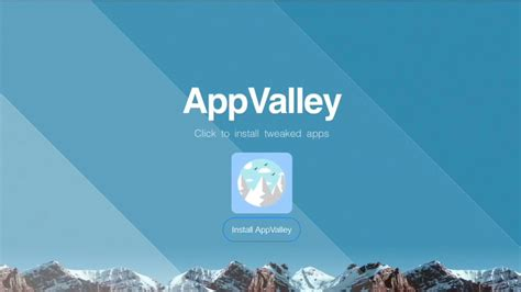 Download And Install AppValley On Android, iOS, Windows