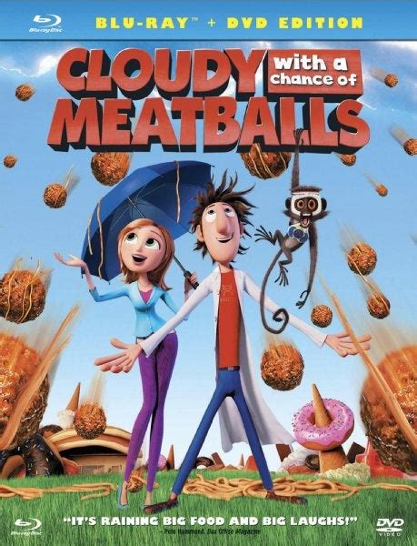 Cloudy with a Chance of Meatballs - Blu-ray - IGN