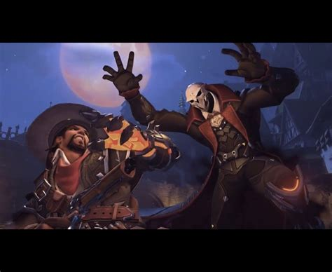 Overwatch Halloween 2017 Skins and release date REVEAED in