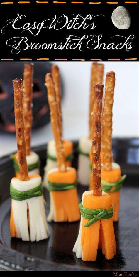 15 Fang-tastic Healthy Halloween Snacks - The Mommy Mix