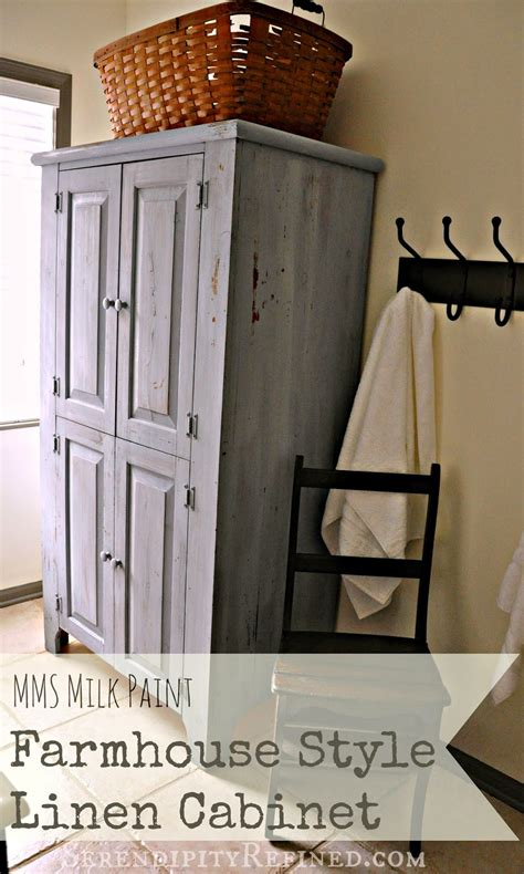 Serendipity Refined Blog: Milk Painted Rustic Farmhouse