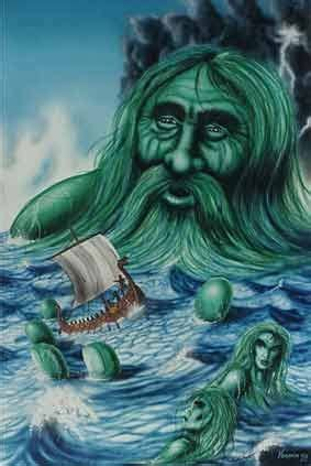 Njord Viking God of the Ocean and Sea Travelers | Norse