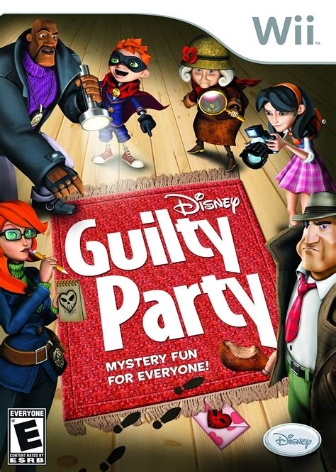 Guilty Party - Wii - IGN
