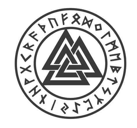 Valknut, The Symbol of Odin and Its Meaning in Norse