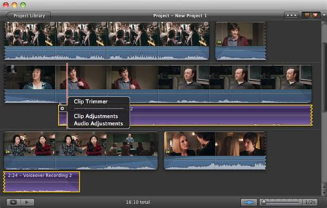 How to Record and Add a Voiceover in iMovie (iMovie '11)